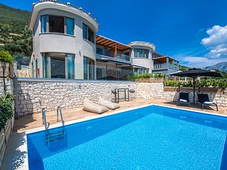 -10%At Luxury Villa Maria in Vasiliki Lefkada with PrivatePool &Views Until 18/7