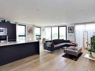 CITY STAY LONDON - LUX 2 BEDS  TERRACE APARTMENT