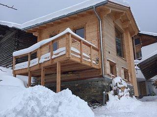 Alpine Cabin Praden - Inspiration und Raum fur Kreativitat inmitten der Bergwelt