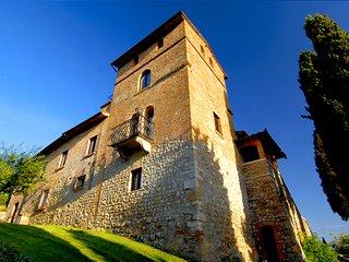 16 bedroom Villa in Monteoliveto, Tuscany, Italy - 5762637