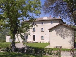 Celle sul Rigo Villa Sleeps 17 with Pool Air Con and WiFi - 5764771