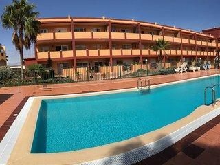 Casa du Soleil proximité  du Parc des Dunes de Corralejo Complexe 3 Piscines