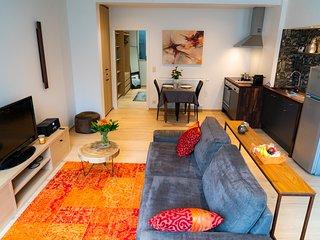 Appartement de vacances (3 cles) centre d'Aubel 'Le Chaval Blanc'