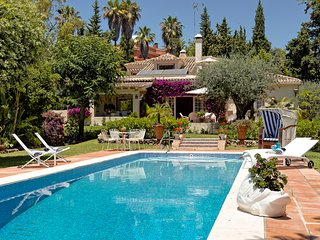Unique Charming Boutique Villa in Marbella