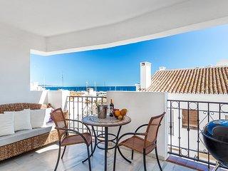 Puerto Banus Duplex Apartment with sea views