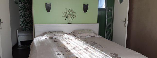 L'Adenaise 'NATURE' est un appartement de 35 m² pour 2 à 4 personnes