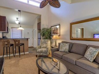 Aina Nalu G-206 - 1 bedroom / 1 bath  with a/c in Lahaina Town - Perfect locatio