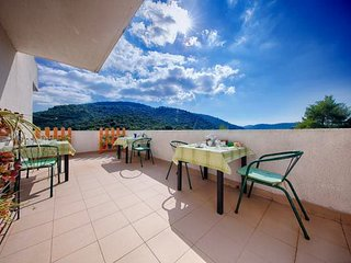 Apartments Bruna Lastovo - Superior One Bedroom Apt with Balcony and Sea View