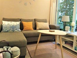 Apartamento en el Centro de Granada con Aire Acondicionado