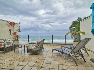 Private Princeville Condo w/ 2 Beachfront Lanais!