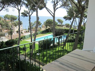 Calella de Palafrugell Apartment Sleeps 2 with Pool - 5246933