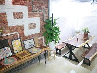 Hanoi hearted Home Beyond House - Chrysanths