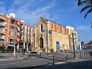 Apartamento en Tarragona frente al mar
