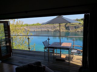 Boavista, Jackdaw Quarry. Beautiful Luxury Cottage with fantastic views