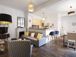 L'Escale-Charmant appartement renové