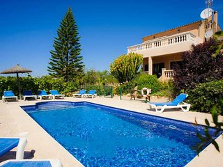 5 bedroom Villa in Cas Concos, Balearic Islands, Spain - 5000785