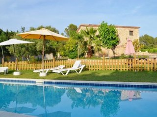 el Catllar Villa Sleeps 10 with Pool - 5820683