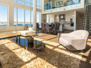 The Penthouse at King's Wharf