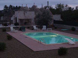 Trullo Dieci with PRIVATE pool & walking distance to the village