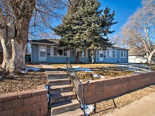 NEW! Pet Friendly Denver Home - 7 Mi to Downtown!