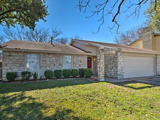 Round Rock Retreat w/ Yard - 20 Miles From Austin!