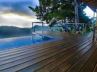 JungleSea Lodge  Cabina  Ocean View