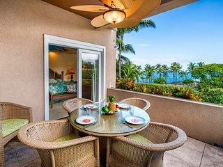 ***Rates Reduced***Beach Villas at Kahalu'u 2-101 2br2ba condo, shared infinity