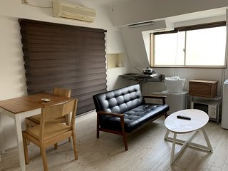City Studio Apartment in Akasaka