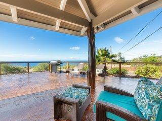 NEW LISTING! Spectacular Ocean & Coastline Views From This Kohala Estates Beauty