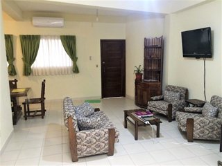 Cozy full apartament very well located close to supermarket