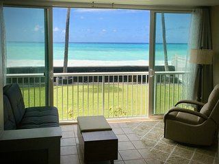Oceanfront Condo at Magic Sands Beach