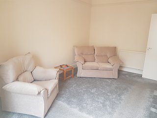 Comfortable flat in sunny Colwyn Bay