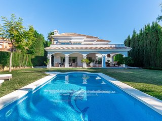 Comfortable family home in Nueva Andalucia