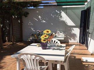 Villetta vicino spiaggia 4 posti letto a San Foca- LL44