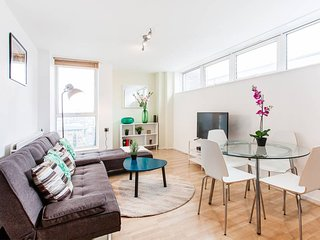 BRIGHT, SPACIOUS 1-BEDROOM APARTMENT IN COVENT GARDEN