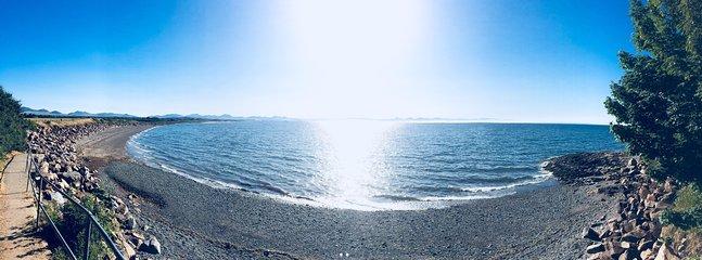 Beach in Llanbedrog