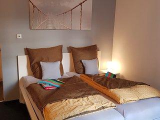 1-Zimmer-Apartment, mobliert, zentral gelegen (#5)