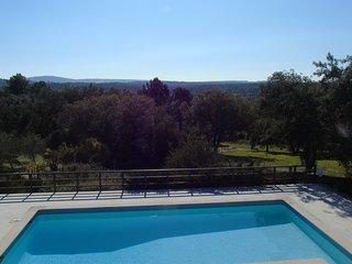 Spacious Luxury Villa with Pool, Stunning View on Exclusive Woodland Condominium