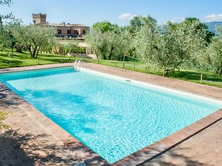 Fonte Sala - Country House in Montefalco - BACCO