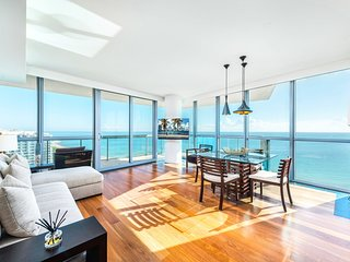 Setai Private Residence 2/2 Beachfront Unit 2707