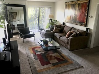 Private Master Suite in West Hollywood Condo with Parking