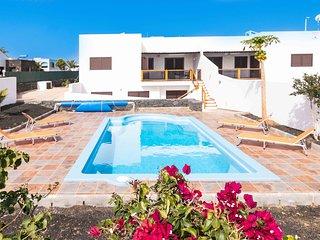 Villa PAPILLON con piscina privada y vistas al mar