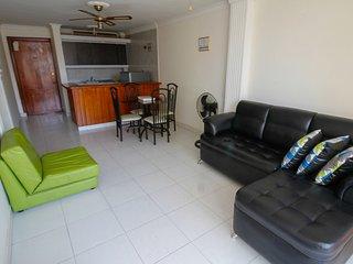 Apartamento economico en el Rodadero - 2 Habitaciones