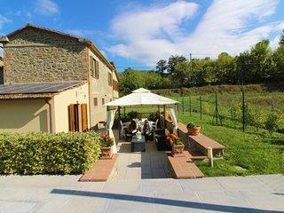 Salceta-Formicheto-Osteria Villa Sleeps 4 with Pool and WiFi - 5765172