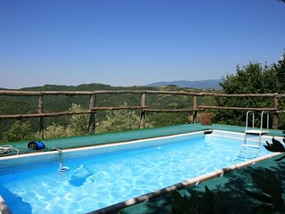 Piaggia di Sopra Villa Sleeps 2 with Pool Air Con and WiFi - 5765167