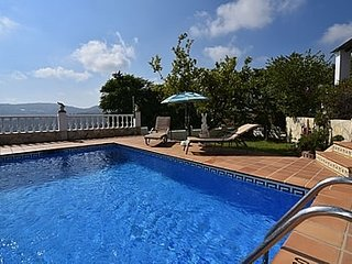 Frigiliana Villa Sleeps 4 with Air Con - 5049883
