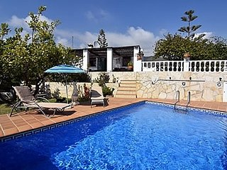 2 bedroom Villa in Frigiliana, Andalusia, Spain - 5049883