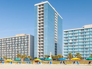 SeaGlass Tower—Oceanfront Suite