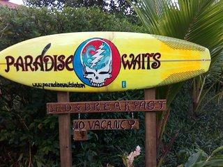Paradise Waits Hotel