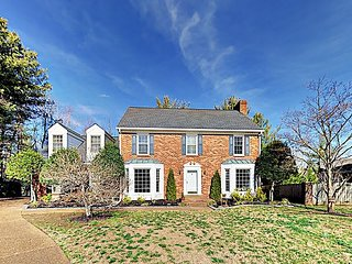 Delightful, Newly Updated Home -- Minutes from Downtown Franklin